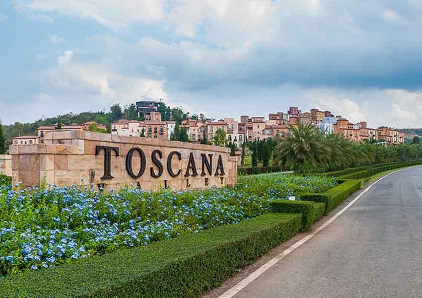 Toscana-valley